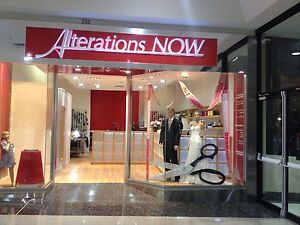 CLOTHING ALTERATIONS, EMBROIDERY AND DRY CLEANING FOR SALE Pagewood Botany Bay Area Preview
