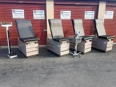 Matching Renewed Exam Tables- Contact For Availability- Premier Used Medical