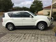 2008 ssangyong rexton suv diesel  auto   (mercedes technology) Queens Park Canning Area Preview