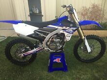 2015 YZ250f Secret Harbour Rockingham Area Preview