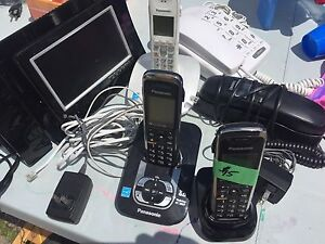 Portable and wall phones for sale