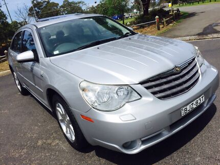 2007 CHRYSLER SEBRING LIMITED AUTO