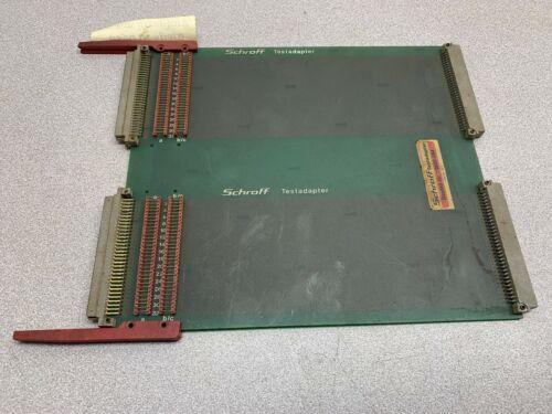 USED SCHROFF TESTADAPTER 20800-094