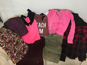 Bag of clothes $30