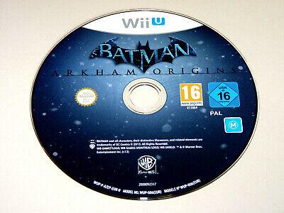 Usado, BATMAN: ARKHAM ORIGINS (Nintendo Wii U) DEUTSCH Spiel segunda mano  Embacar hacia Spain