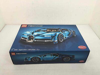 Lego Technic 42083 Bugatti Chiron 3599 Piece Set Incomplete
