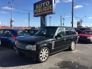 Land Rover Range Rover 2006 SUPERCHARGED!!!