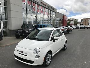 2016 Fiat 500, CLIMATISATION POP, BLUETOOTH