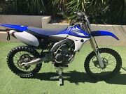 Yamaha YZF 450 2012 Adelaide CBD Adelaide City Preview