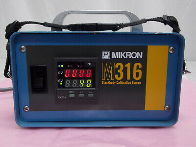 Mikron M316 Blackbody Calibration Source Standard Digital Controller Only