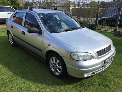 2005 Holden Astra CLASSIC Low Kilometre Auto Hatchback Glenelg East Holdfast Bay Preview