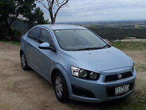 Holden Barina Sunshine North Brimbank Area Preview