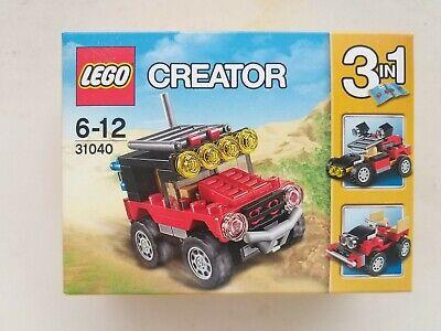 LEGO31040 Creator Desert Racers - BNIB