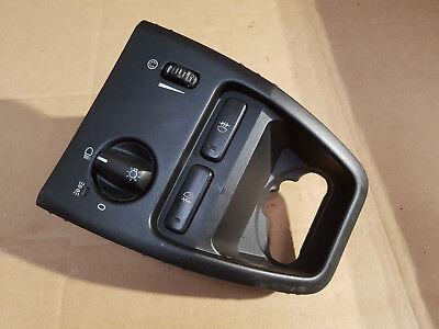 Volvo XC90 2.4 D5 Breaking - FOG HEAD LIGHT CONTROL SWITCH DIMMER PANEL