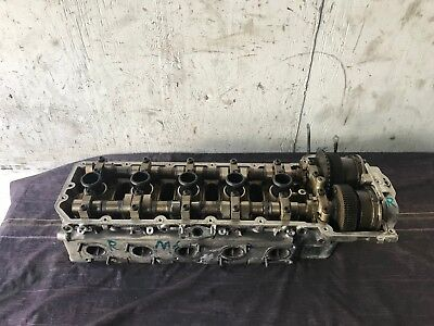 (BMW OEM E60 E63 M5 M6 06-2010 V10 S85 5.0L ENGINE RIGHT CYLINDER HEAD ASSEMBLY )