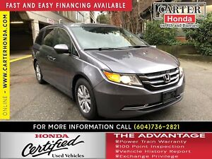 2016 Honda Odyssey EX-L w/RES + CERTIFIED 7YR + YEAR-END CLEAROU
