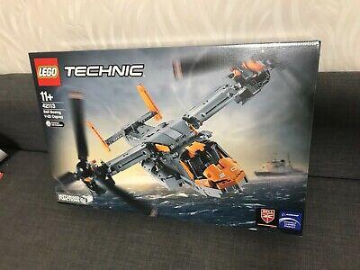 Lego 42113 Bell Boeing V-22 Osprey. Rare (canceled) lego set. New and sealed