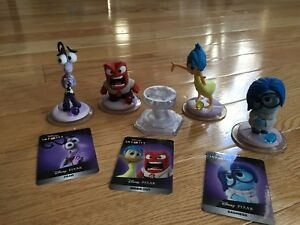 Disney Infinity -Inside Out Set