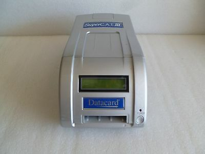 Superc.a.t Iii Magnetic Ic Rf Datacard Readerwriter Encoder Estf-4902