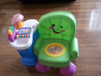 Fisher Price laugh & learn song & story chair Parklea Blacktown Area Preview