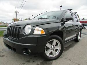 2010 Jeep Compass North MAN. 4X4 A/C CRUISE MAGS!!!