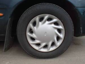 EF Ford Falcon Hubcaps Salisbury East Salisbury Area Preview