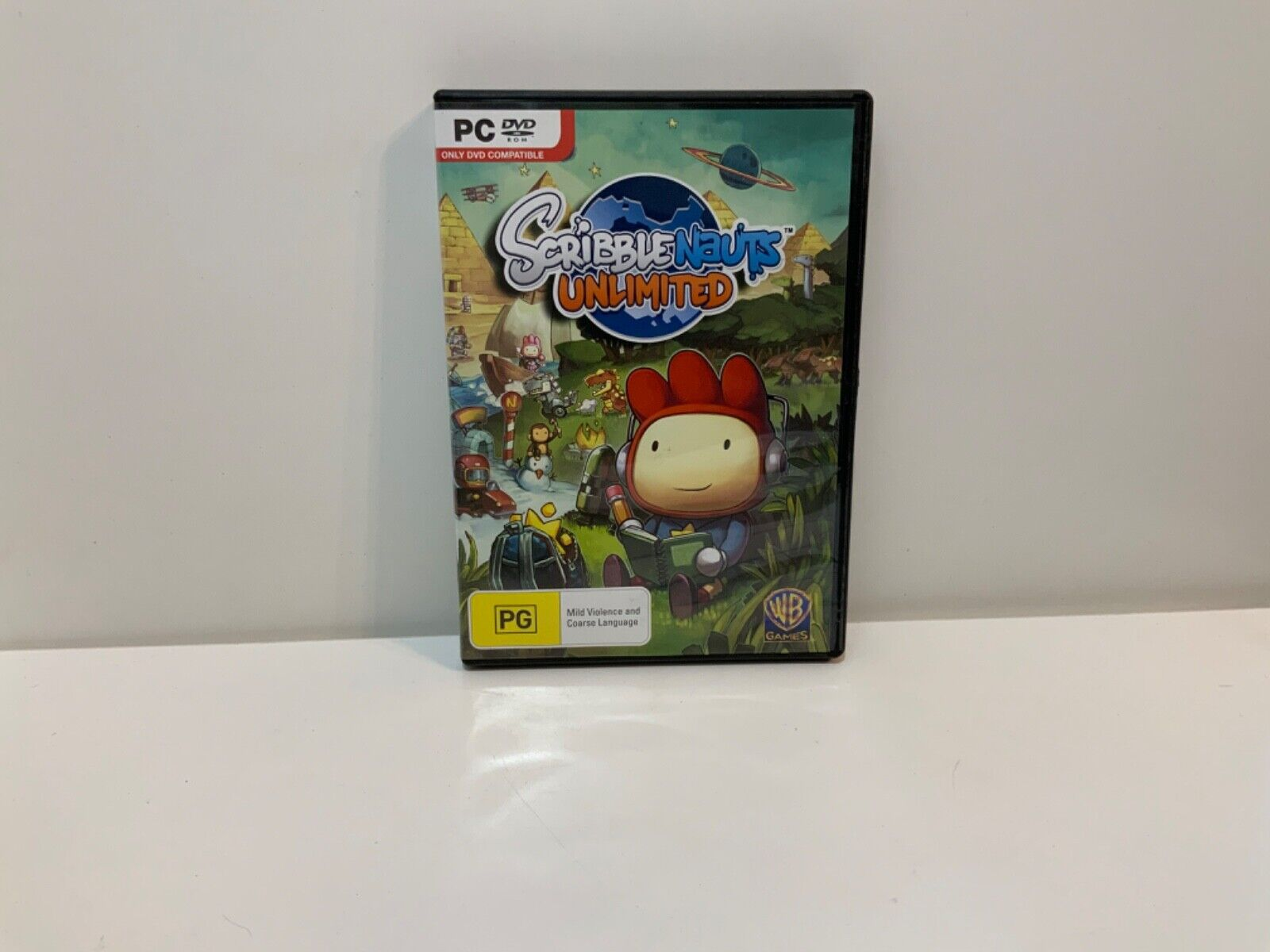 game computer - Scribblenauts: Unlimited - PC DVD CD Computer - Free Postage!