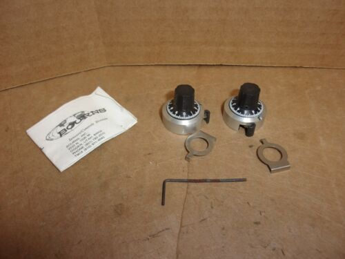 Bourns Counting Dial H-492-3 , lot of 2 , new