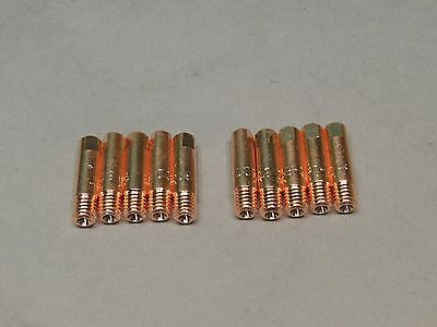 10 .030 M15523 Marquette Mig Welder Contact Tips Parts