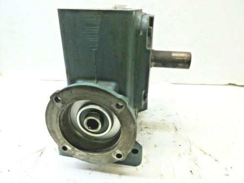 DODGE TIGEAR RIGHT ANGLE WORM GEAR SPEED REDUCER, Q350B025M140K1, 25:1, 3.19 HP
