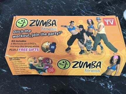 Zumba Workout DVD
