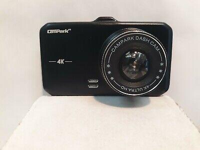 Campark Dash Cam 4K UHD DVR Driving Recorder Camera (DC-10)