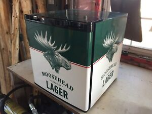 Moosehead  fridge