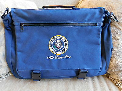Air Force One briefcase Presidential Seal authentic 1997