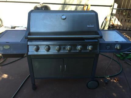 Rinnai Monaco outdoor kitchen BBQ North Perth Vincent Area Preview