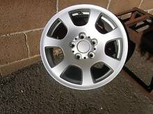 """BMW rims 16"""" suit commodore Claremont Glenorchy Area Preview"""