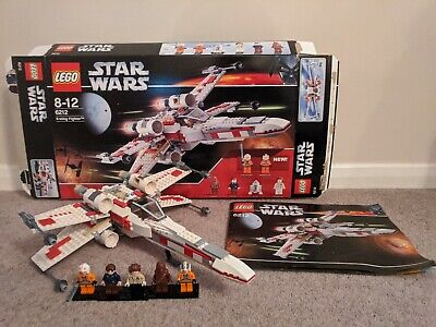 LEGO Star Wars: X-Wing Fighter (6212)