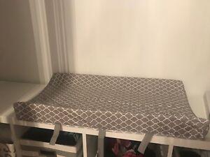 Matelas table à langer