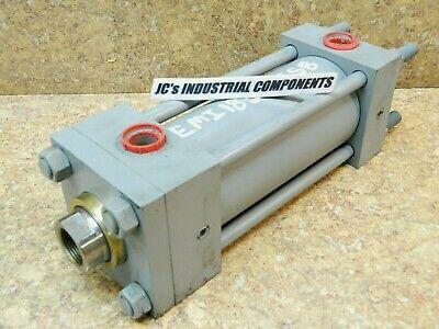 Lynair 3-14 Bore X 6 Stroke 3000 Psi Hydraulic Cylinder