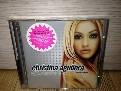 Christina Aguilera - Mi Reflejo 2001 Korea CD New Sealed Original Hype Sticker