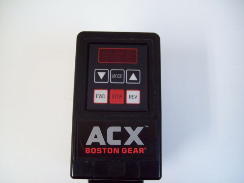 BOSTON GEAR ACX2003 ACX CONTROL DRIVE  - NEW - FREE SHIPPING