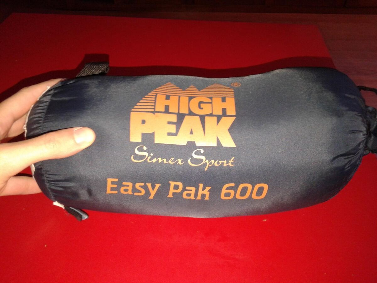SACO DE DORMIR HIGH PEAK
