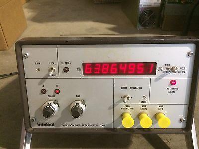Sentec Teslameter Model 1101 Precision Nmr Vs Metrolab Version Other No Probes