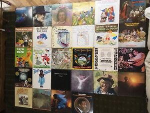 Records, $5 each