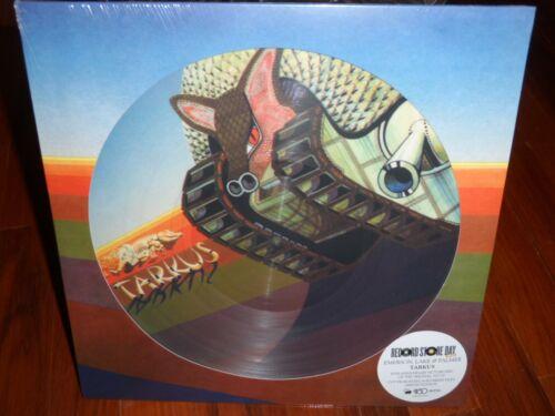 Emerson Lake & Palmer - Tarkus Picture Disc LP 2021 RSD Brand New