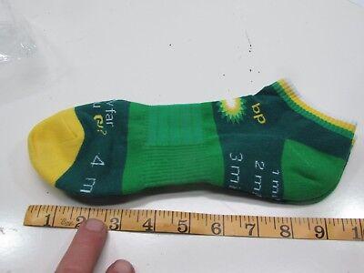 bp gas oil sign advertising Socks new in package