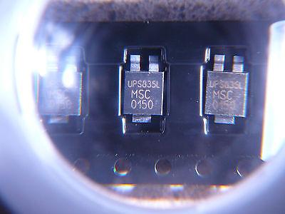 Microsemi Powermite3 Schottky Diode 8a 35v New 5pkg