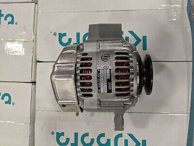 Genuine Oem Kubota 12v 90 Amp Alternator 19260-64010 19260-64012 19260-64013