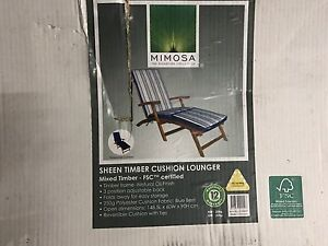 Deck chair Wolli Creek Rockdale Area Preview