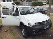 2012 Mitsubishi Triton Alexandra Headland Maroochydore Area Preview